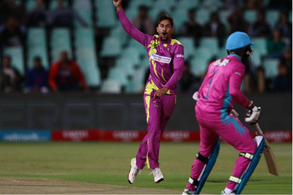 Mzansi Super League Paarl Rocks Crush Durban Heat