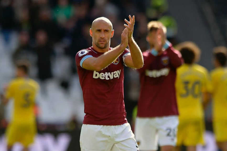 Pablo Zabaleta Reportedly Considering Retirement Argentina West Ham