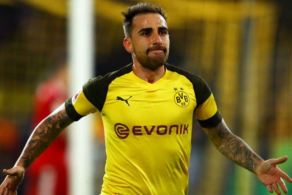 Borussia Dortmund 3 Bayern Munich 2 Paco Alcacer Goal Bundesliga Match Report