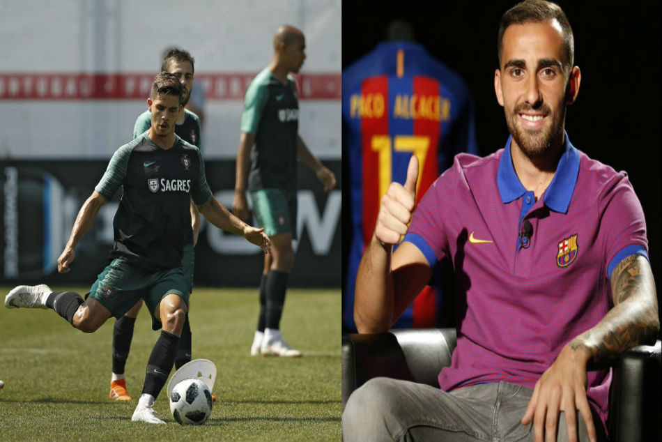 From Paco Alcacer to Andre Silva: Top 5 loan signings in Europe this season