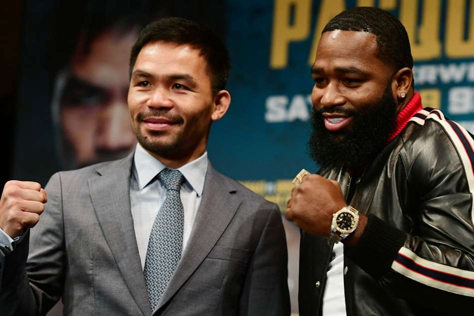 Adrien Broner Vows To End Manny Pacquiaos Career In Las Vegas