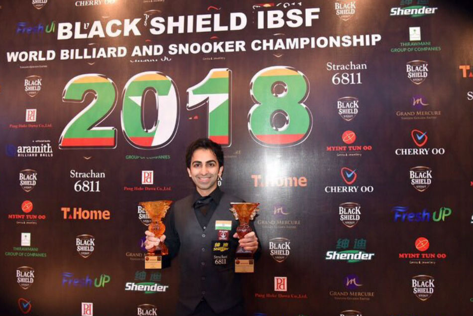 Pankaj Advani Photos