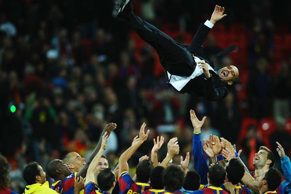 Barcelona Philosophy Pep Guardiola Dani Alves