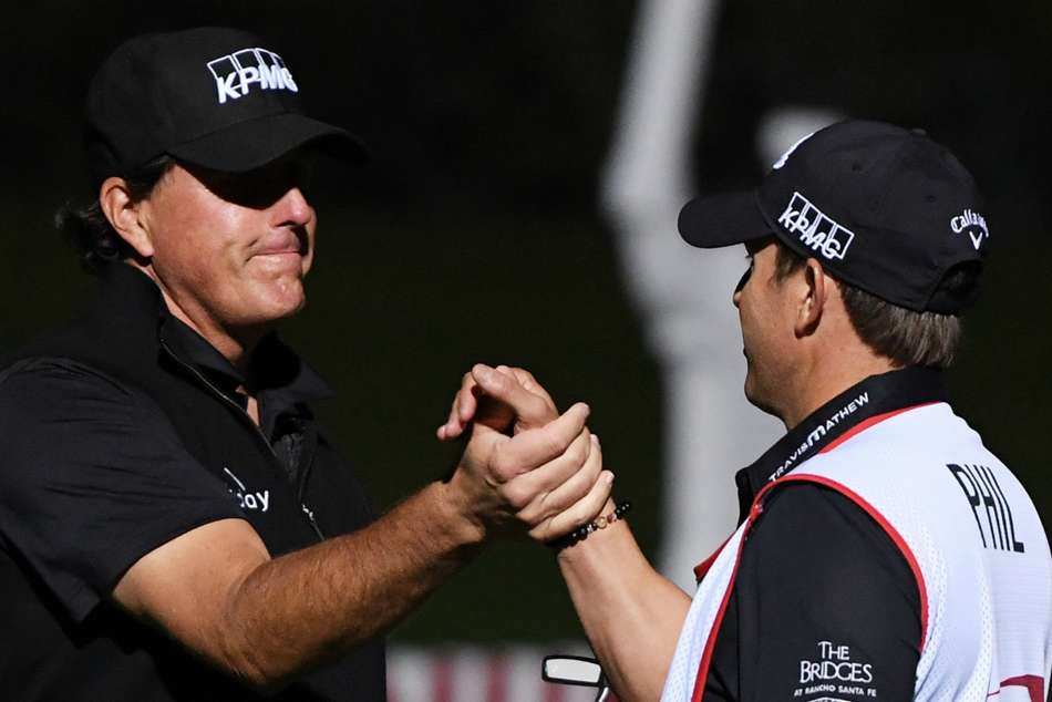 Tiger Woods and Phil Mickelson failed to set The Match on fire near Las Vegas, where Lefty narrowly got the better of his nemesis.