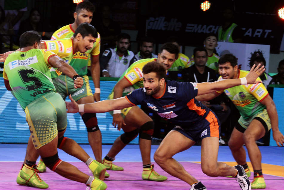 Pkl Patna Pirates End Losing Streak With Win Over Bengal Warriors