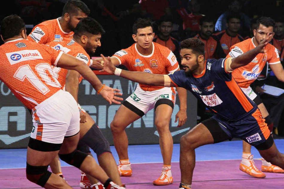 Bengal Warriors Prevail Over Puneri Paltan Low Scoring Thril
