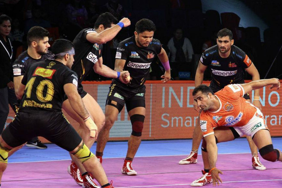 Pkl 2018 All Round Performance Sees Telugu Titans Better Puneri Paltan