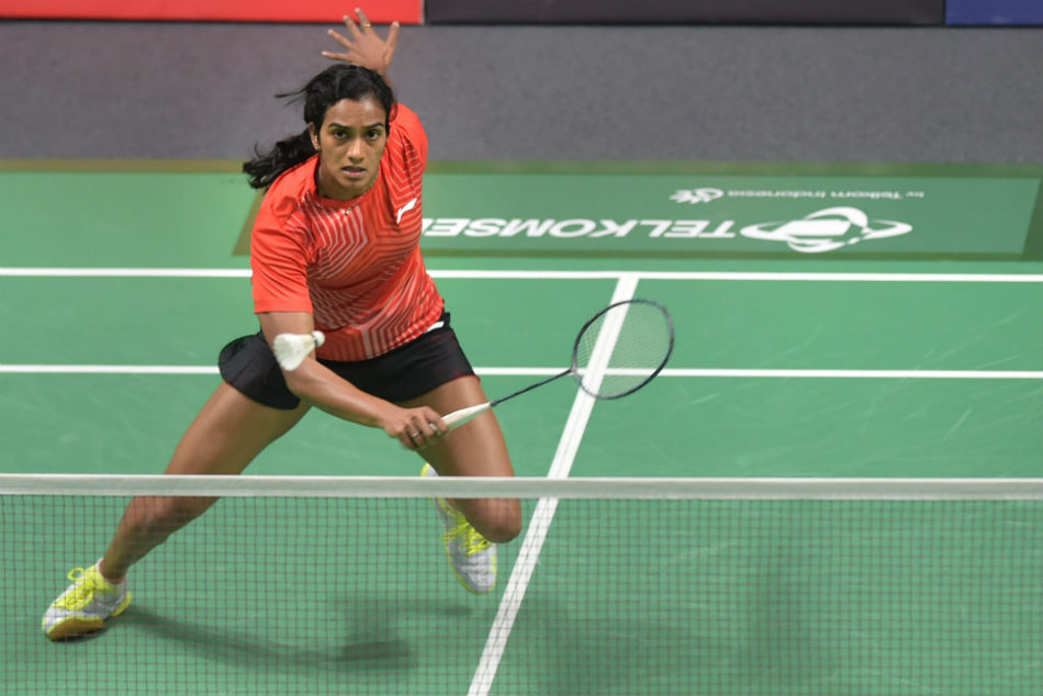 Pv Sindhu Enters Second Round Fuzhou China Open