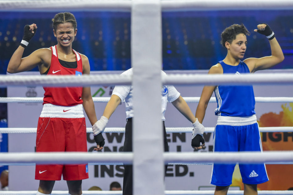 Womens World Championships Top Boxers Have It Easy On Opening Day
