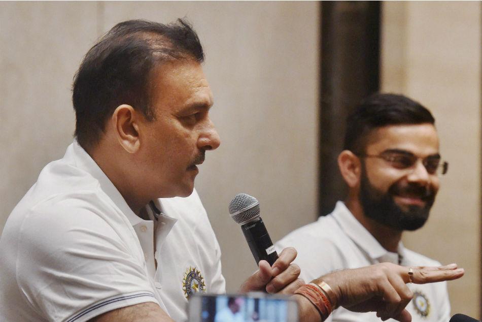 India Vs Australia No Travelling Team Is Good Nowadays Why Pick On India Ravi Shastri