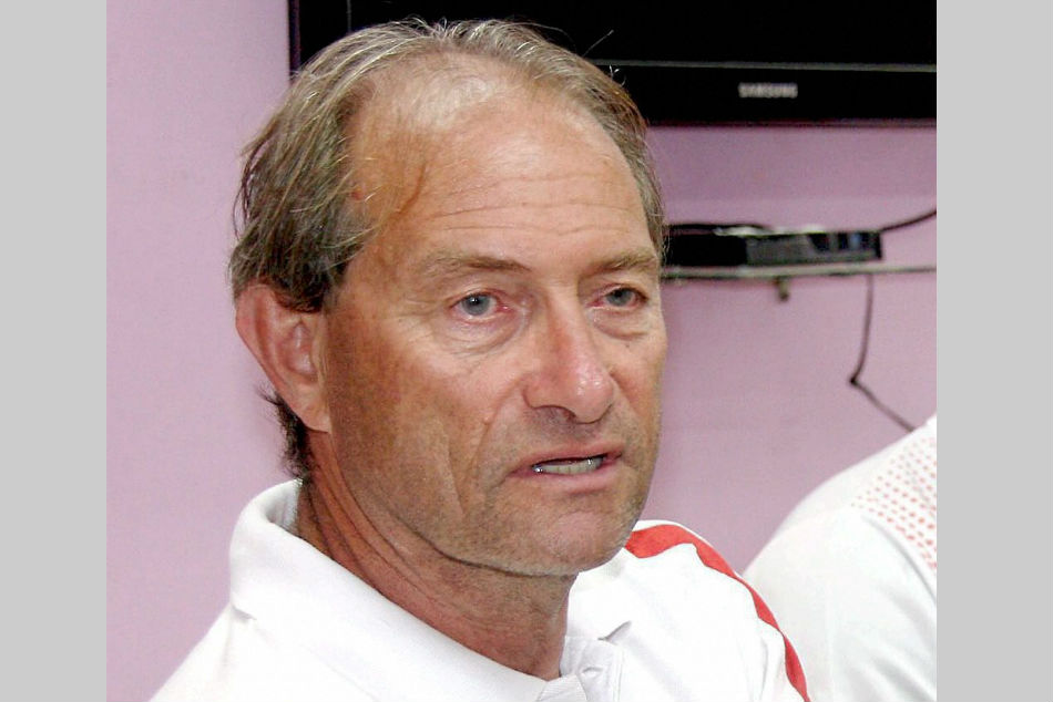 Roelant Oltmans was sacked by Hockey India in September 2017