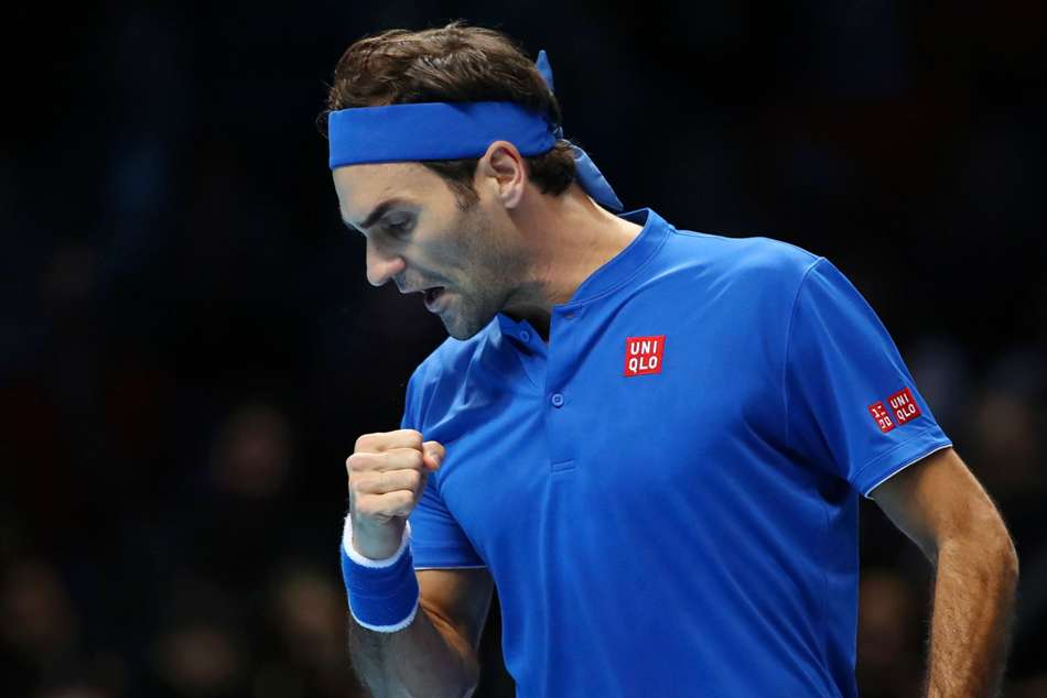 Roger Federer Cruises Into Last Four Of Atp Finals 15th Time