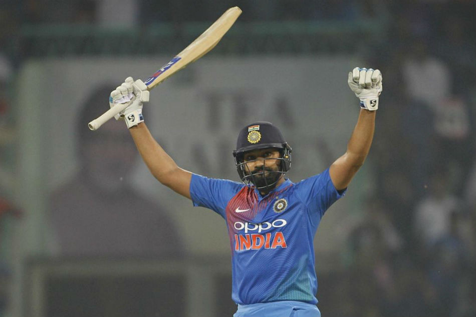HitMans New High: Rohit is Indias highest run-getter in T20Is, most number of tons in world