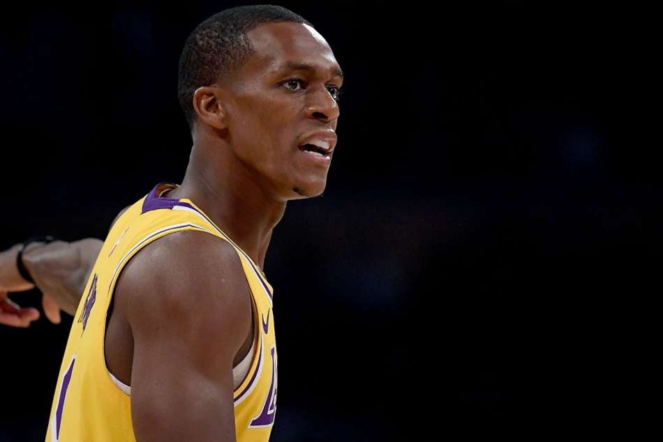 Lakers guard Rajon Rondo to miss a month of action