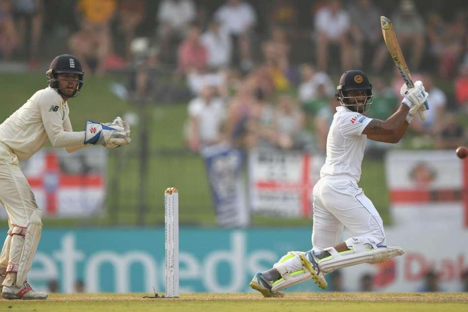 Roshen Silva Sri Lanka England Pallekele Second Test Day 2 Match Report