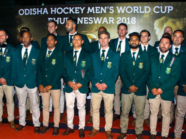 South Africa (FIH ranking 15)
