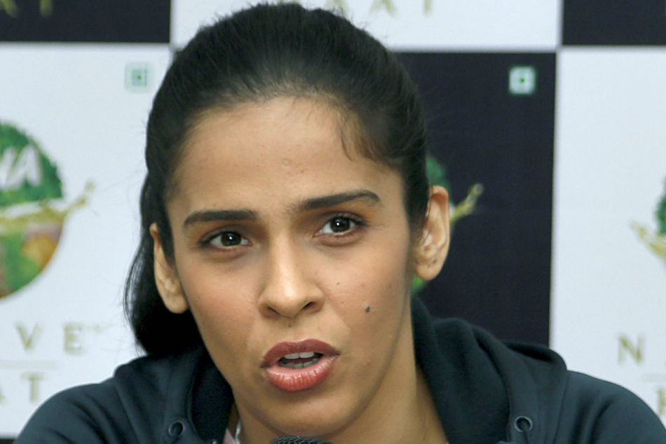 Was Tough Year Due Packed Schedule Saina