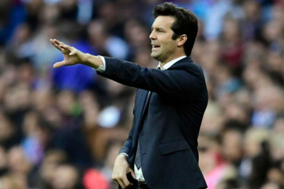 Real Madrid Confirm Santiago Solari As Coach Until