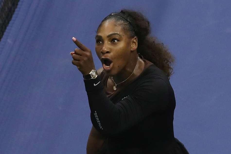 Serena S Us Open Code Violations Not Sexist Says Konta