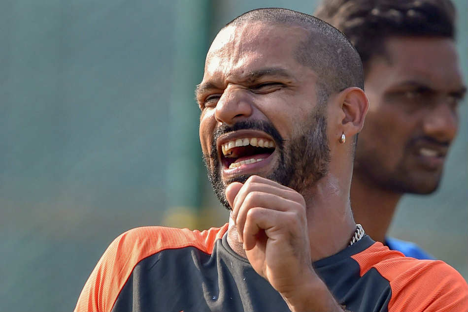 Shikhar Dhawan Photos