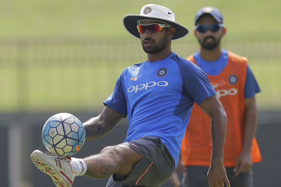 Australia Vs India Shikhar Dhawan Says Team India Has Good Chance Winning Test Series