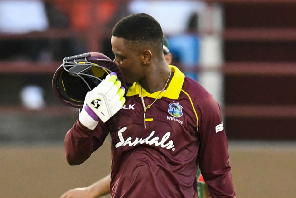 5. Shimron Hetmyer - IPL franchises will keep an eye