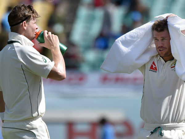 3. On Aus losing Smith and Warner