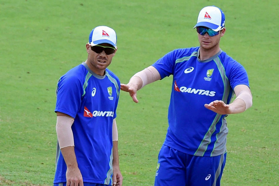 David Warner Photos