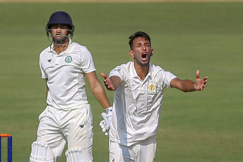 Ranji Trophy Vidarbha Run Karnataka Close