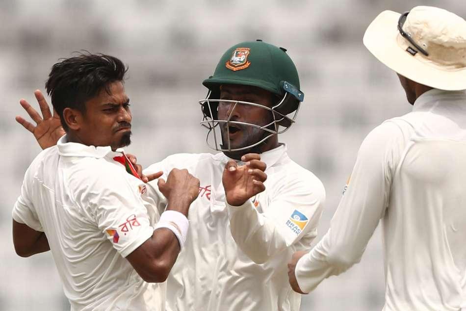Taijul Islam Bangladesh Zimbabwe First Test