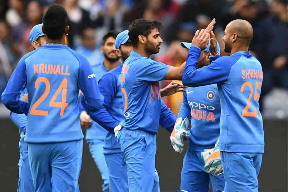 India Vs Australia 3rd T20i As It Happened Kohli S Fifty Steers India To Series Levelling Win