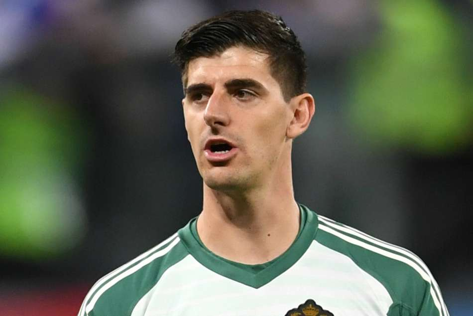Thibaut Courtois Photos
