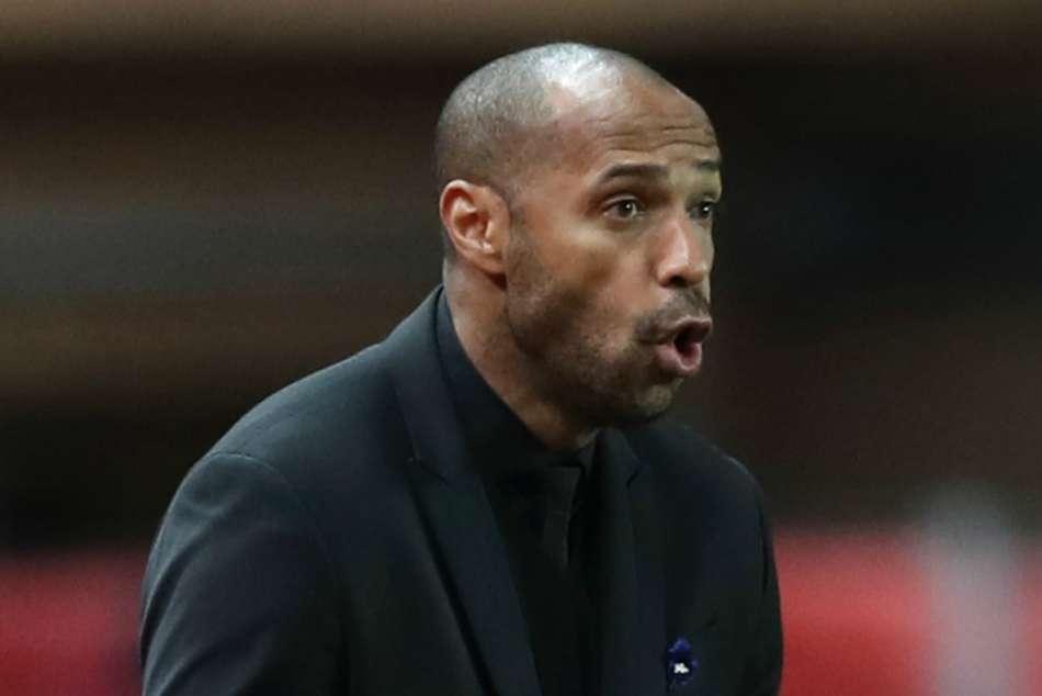 Monaco Paris Saint Germain Thiago Silva Thierry Henry Not At Fault