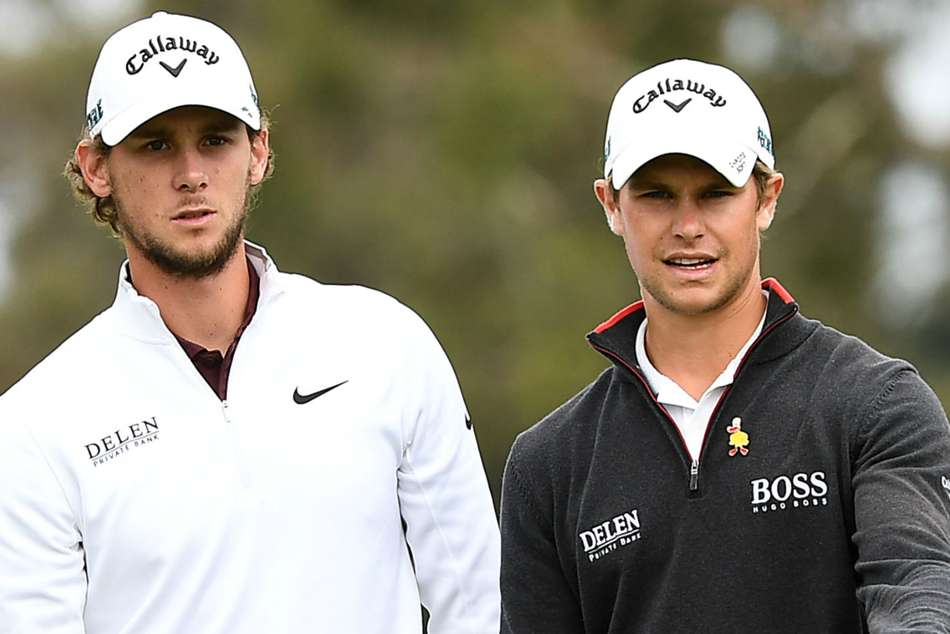 World Cup Of Golf Pga Tour Belgium Thomas Pieters