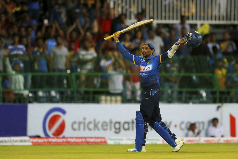 Ex-Sri Lanka cricket star Tilakratne Dilshan starts new innings, joins politics