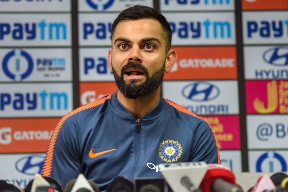Virat Kohli Vows To Give It Back If Aussies Are Aggressive