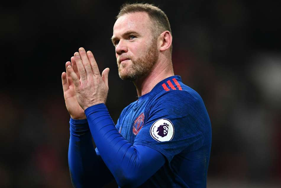 Wayne Rooney left Manchester United for boyhood club Everton in 2017