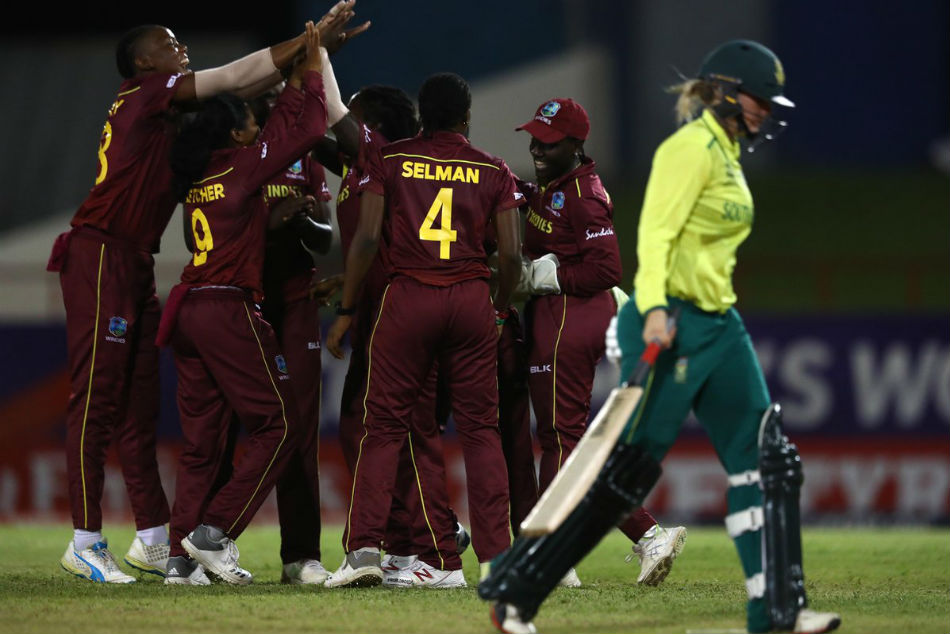 ICC Womens World T20: South Africa lose 28-9 in Windies defeat; SL edge Bangladesh by 25 runs