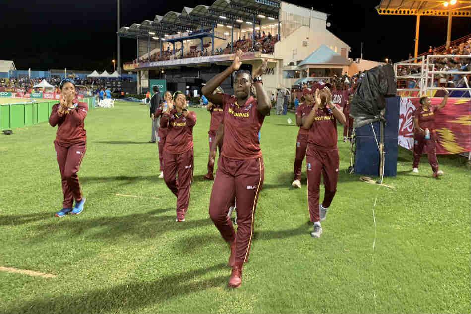 Icc Women S World T20 West Indies Set Up Semis Clash With Australia