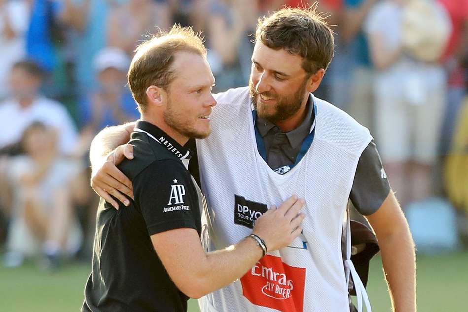 Danny Willett Wins First Title Since Masters Triumph Francesco Molinari Tops Race To Dubai Standings