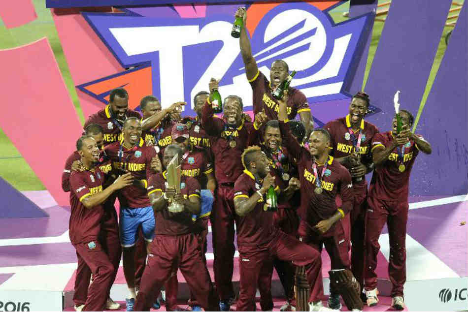 The ICC has rebranded World T20 as T20 World Cup