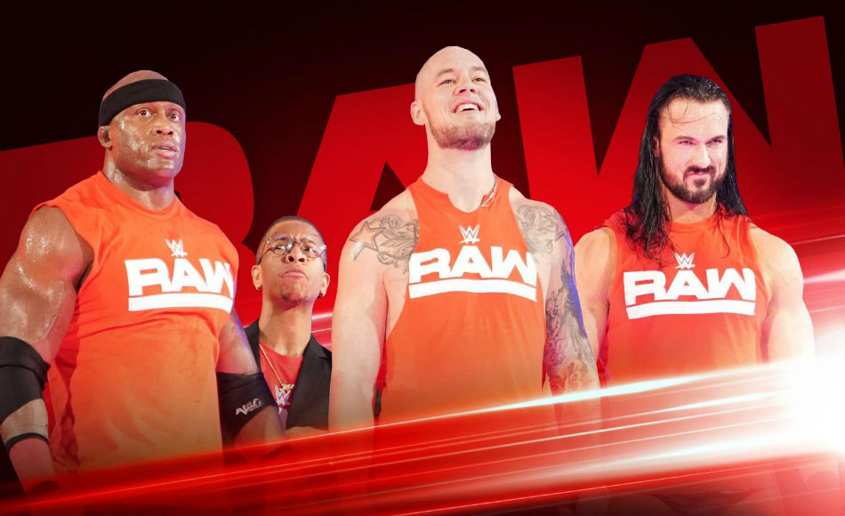 Corbin and co will face Strowmans wrath on Raw (Images: WWE.com)