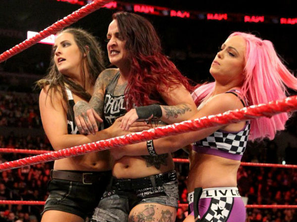 Natalya and Ruby still have to solve various things