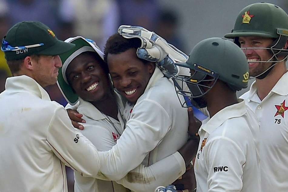 Zimbabwe beat Bangladesh by 151 runs in the first Test