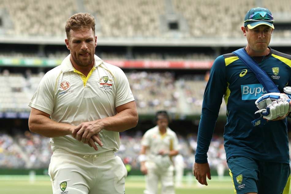 Aaron Finch set to play third Test against India