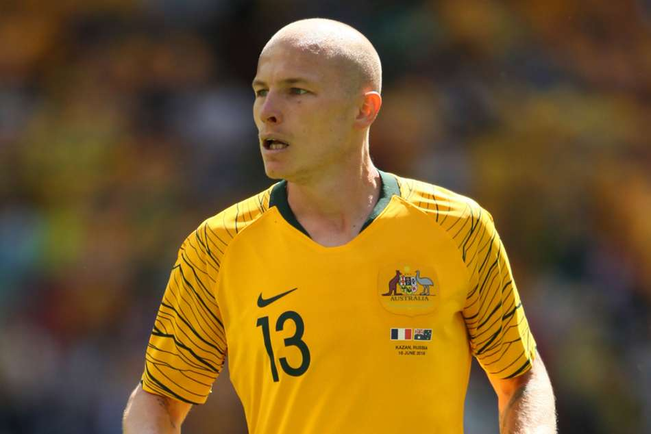 Australias Aaron Mooy was ruled out of Asian Cup