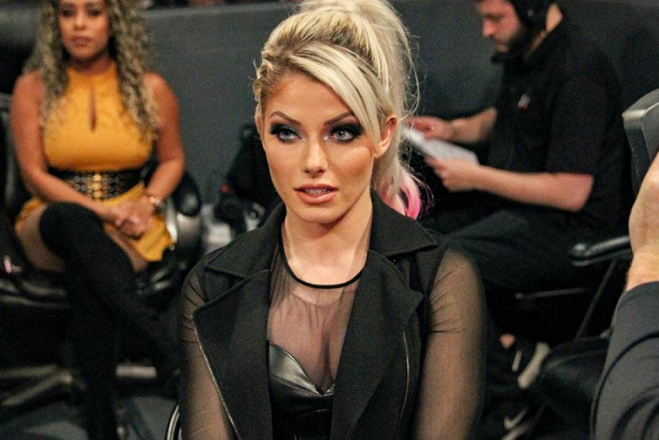 Wwe Medically Clears Alexa Bliss Wrestle Again