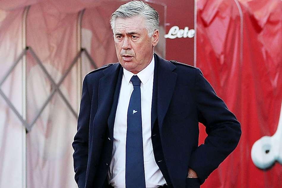 Carlo Ancelotti Napoli Liverpool Champions League Anfield Preview