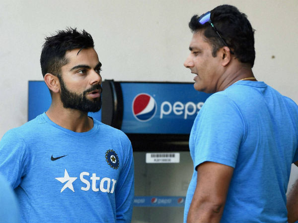 Virat Kohli Anil Kumble Fall Out Episode Left Bitter Taste The Mouth Says Vvs Laxman