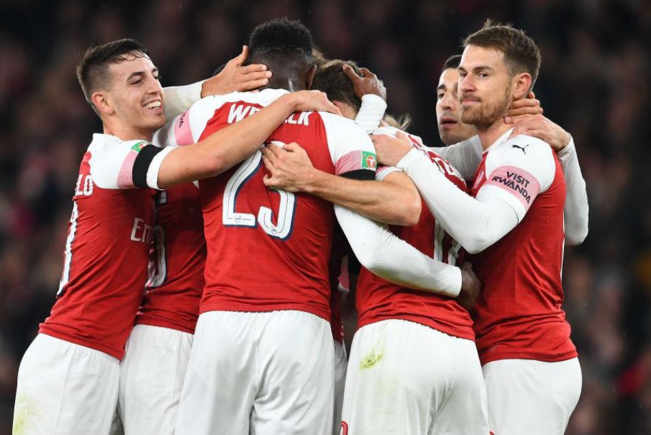 Premier League Preview Resurgent Arsenal Take On Under Pres